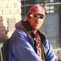"Photo - Dwite Morgan, a homeless man who was known as ""Bicycle Bob"" in Edmond, was killed Oct. 18, 2009. Photo Provided"