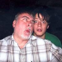 Photo -  Uwe and Stefan Rushing were shot to death in January. PHOTO PROVIDED