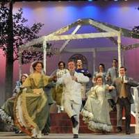 """Photo -  Just in time for Valentine's Day, Oklahoma City Repertory Theatre is staging one of William Shakespeare's most romantic comedies, """"Much Ado About Nothing."""" Photo by Wendy Mutz"""