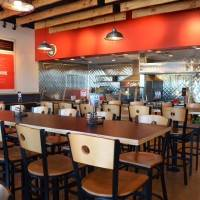 Photo -  This is the interior of a Pie Five Pizza. Pie Five plans to open its first Oklahoma City location later this year.