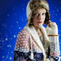 Photo - A warm hat and pair of mittens is a gift that will score you big points this Christmas. Photo by Chris Landsberger, The Oklahoman.  CHRIS LANDSBERGER