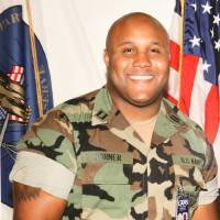 Photo - This undated photo released by the Los Angeles Police Department shows suspect Christopher Dorner, a former Los Angeles officer.  Dorner, who was fired from the LAPD in 2008 for making false statements, is linked to a weekend killing in which one of the victims was the daughter of a former police captain who had represented him during the disciplinary hearing. Authorities believe Dorner opened fire early Thursday on police in cities east of Los Angeles, killing an officer and wounding another.  Police issued a statewide