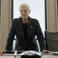 Photo - Judi Dench stars in Metro-Goldwyn-Mayer Pictures/Columbia Pictures/EON Productions' action adventure