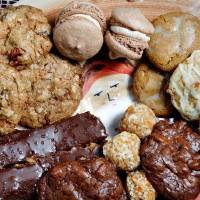 Photo - As assortment of cookies to make for Santa this Christmas. Photo by Jim Beckel, The Oklahoman  JIM BECKEL