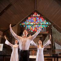 Photo - The Spirit of Grace Liturgical Dancers will participate in the Easter Vigil Service set for Saturday at Oklahoma City University. Photo provided