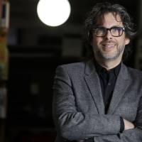 Photo - FILE - This Dec. 6, 2010 file photo shows author Michael Chabon posings for a photo in New York.  Chabon's