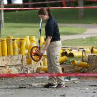 Cause of LibertyFest explosion is mystery