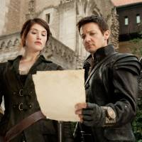 Photo - Jeremy Renner and Gemma Arterton star in