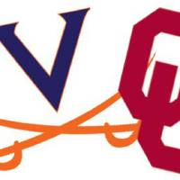 Photo - VIRGINIA / UNIVERSITY OF OKLAHOMA / OU / COLLEGE BASEBALL / NCAA TOURNAMENT /  SUPER REGIONAL / GRAPHIC / LOGO