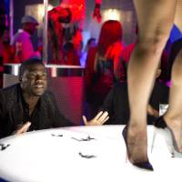 Photo - This photo released by Sony Pictures shows Kevin Hart, left, as Cedric in a scene from Screen Gems'