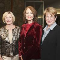 Photo - Sara Threadway, Kaye Adams, Carol Harr.
