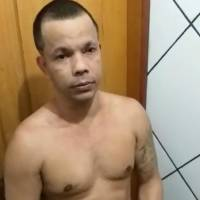 <strong>An inmate, Clauvino da Silva is pictured at the Bangu jail complex, Gericino, Rio De Janeiro, Brazil, August 3, 2019, in this still image obtained from social media video by REUTERS on August 5, 2019. [RIO DE JANEIRO STATE SECRETARY OF PRISON ADMINISTRATION/via REUTERS]</strong>