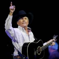 Photo -  George Strait (Photo by Bryan Terry, The Oklahoman Archive)