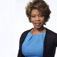 "Photo -  Alfre Woodard Tulsa native Alfre Woodard's work as an actor has earned her an Oscar nomination, four Emmy Awards, 17 Emmy nominations, three Screen Actors Guild Awards and a Golden Globe Award. Her most recent Emmy nominations were for outstanding supporting actress in the Lifetime remake of ""Steel Magnolias"" and for outstanding guest actress in a drama series on HBO's ""True Blood."""