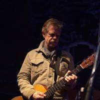 """Photo -  Actor/filmmaker William H. Macy scouts locations at JJ's Alley in Oklahoma City for his Oklahoma-made musical drama """"Rudderless,"""" which is Macy's feature film directorial debut."""