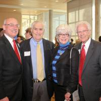 Photo - James Pickel, Lee Allan Smith, Ramona and Homer Paul.