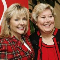 Photo - 2007 file photo - Speakers at Go Red for Women,