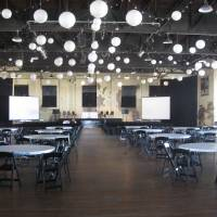 Photo - The ballroom at Farmers Public Market