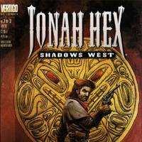 """Photo - The third issue of """"Jonah Hex: Shadows West."""
