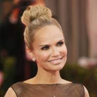 Photo - Kristin Chenoweth arrives at the 85th Academy Awards at the Dolby Theatre on Sunday Feb. 24, 2013, in Los Angeles. (Photo by Todd Williamson/Invision/AP) ORG XMIT: CAPM111