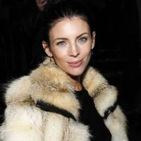 Photo - Liberty Ross is seen at the Fall 2013 Alexander Wang Runway Show, on Saturday, Feb.  9, 2013 in New York. Ross says she's lying low in the wake of her very public split from husband, director Rupert Sanders. Ross filed for divorce in January, five months after news broke that Sanders had an affair with Kristen Stewart. Sanders directed both Stewart and Ross in