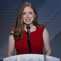 Chelsea Clinton to remain with family foundation