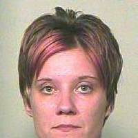 Photo - Dustie Dawn Trojack Seen in a 2009 jail mug shot