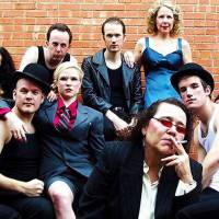Photo - The cast of Reduxion Theatre's Richard III in Oklahoma City playing through Nov. 25. Photo provided