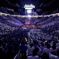 Photo -  The Peake is widely considered one of the NBA's best environments. / Photo by Bryan Terry