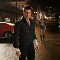 "Photo - Tom Cruise stars in ""Jack Reacher.""  Paramount Pictures photo"