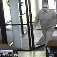 Photo - Authorities are searching for this man who robbed a northwest Oklahoma City bank Monday afternoon.