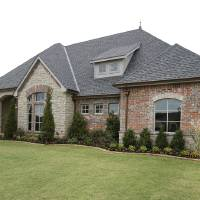Photo - Johnston Builders built this home for the Pasrade of Homes at 12508 Deep Wood Creek Drive in the Hidden Creek addition, north of NW 122 and east of MacArthur Boulevard.  Steve Gooch - The Oklahoman