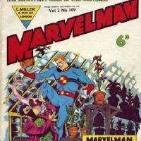 Photo - COMIC BOOK:  Marvel has acquired the rights to the Marvelman character, originated by British artist/writer Mick Anglo in 1954.   ORG XMIT: 0907301556299125