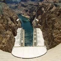 Photo - Hoover Dam, Lake Mead