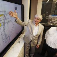 Could park, development be built over Interstate 235 in OKC?