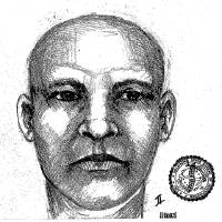 Photo - Sketch of man sought in a beating death