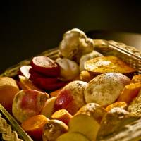 Photo - Root vegetables are seasonal, delicious and good for you.  CHRIS LANDSBERGER - THE OKLAHOMAN
