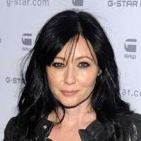 """Photo -  FILE - In this Feb. 16, 2010 file photo, Shannen Doherty attends the G-Star Fall 2010 collection, in New York.  Doherty will compete on the upcoming spring season of """"Dancing With the Stars.""""  (AP Photo/Peter Kramer, file) ORG XMIT: NYET218"""