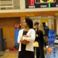 Photo - Southwestern Oklahoma State assistant coach Cophie Anderson. Photo provided by Southwestern Oklahoma State Sports Information