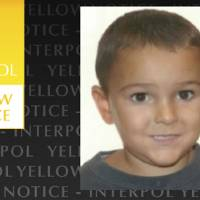 Photo - The Yellow Notice issued by the international police force Interpol, Friday Aug. 29, 2014, asking for help to locate the missing five-year old boy Ashya King, who is believed to be in France. Police are searching for the five-year-old British boy who is suffering with a severe brain tumor whose parents, believed to be Jehovah's Witnesses, took him out of a British hospital on Thursday and were last seen in France.  The boy needs urgent medical treatment. (AP Photo/Interpol)