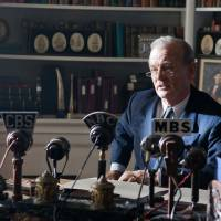 Photo - FILE - This undated publicity film image released by Focus Features shows Bill Murray as Franklin D. Roosevelt in a scene from