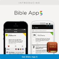 Photo -  The Bible App 5. IMAGE PROVIDED