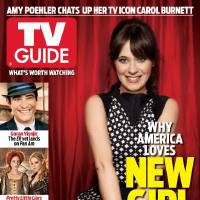 Photo -  The current issue of TV Guide Magazine