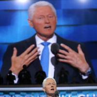 Democrats love Bill Clinton despite huge party losses