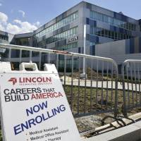 Panel votes against accreditor of for-profit colleges