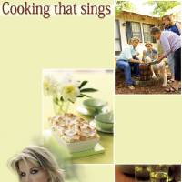Photo - Cooking that sings TRISHA YEARWOOD COOKBOOK GRAPHIC with photos ORG XMIT: 0804291558234910 ORG XMIT: UJ7AVO0