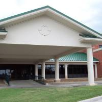 Photo -  Sulphur Veterans Center.      Provided