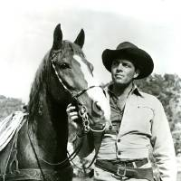 "Photo - Dale Robertson portrays Jim Hardie in the 1950s TV series ""Tales of Wells Fargo."" PHOTO PROVIDED"