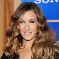 "Photo -  Actress Sarah Jessica Parker attends the premiere of ""Did You Hear About The Morgans"" at the Ziegfeld Theater on Monday, Dec. 14, 2009 in New York. (AP Photo/Evan Agostini) ORG XMIT: NYEA111"
