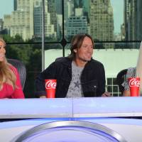 Photo -   FILE - ThisSept. 17, 2012 file image released by Fox shows the new judges for the singing competition series,